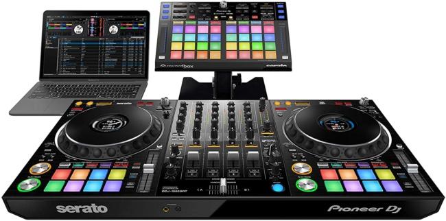 Pioneer DJ DJ Controller (DDJ-XP2) DJ SETUP1