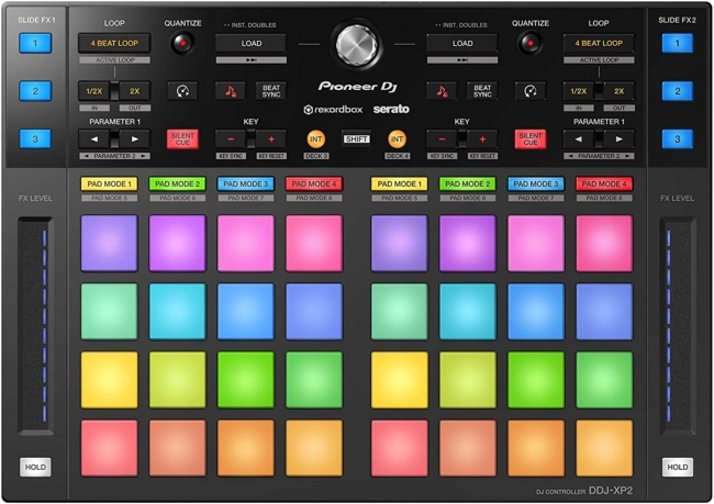 Pioneer DJ DJ Controller (DDJ-XP2) review