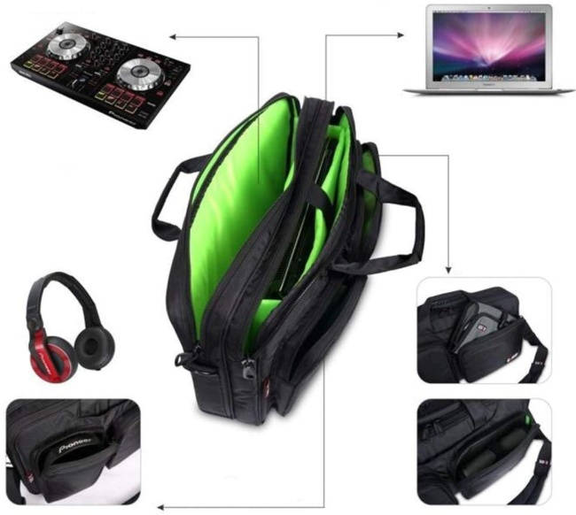BUBM Professional Protector Laptop Bag For Pioneer DDJ DJ Lite SB