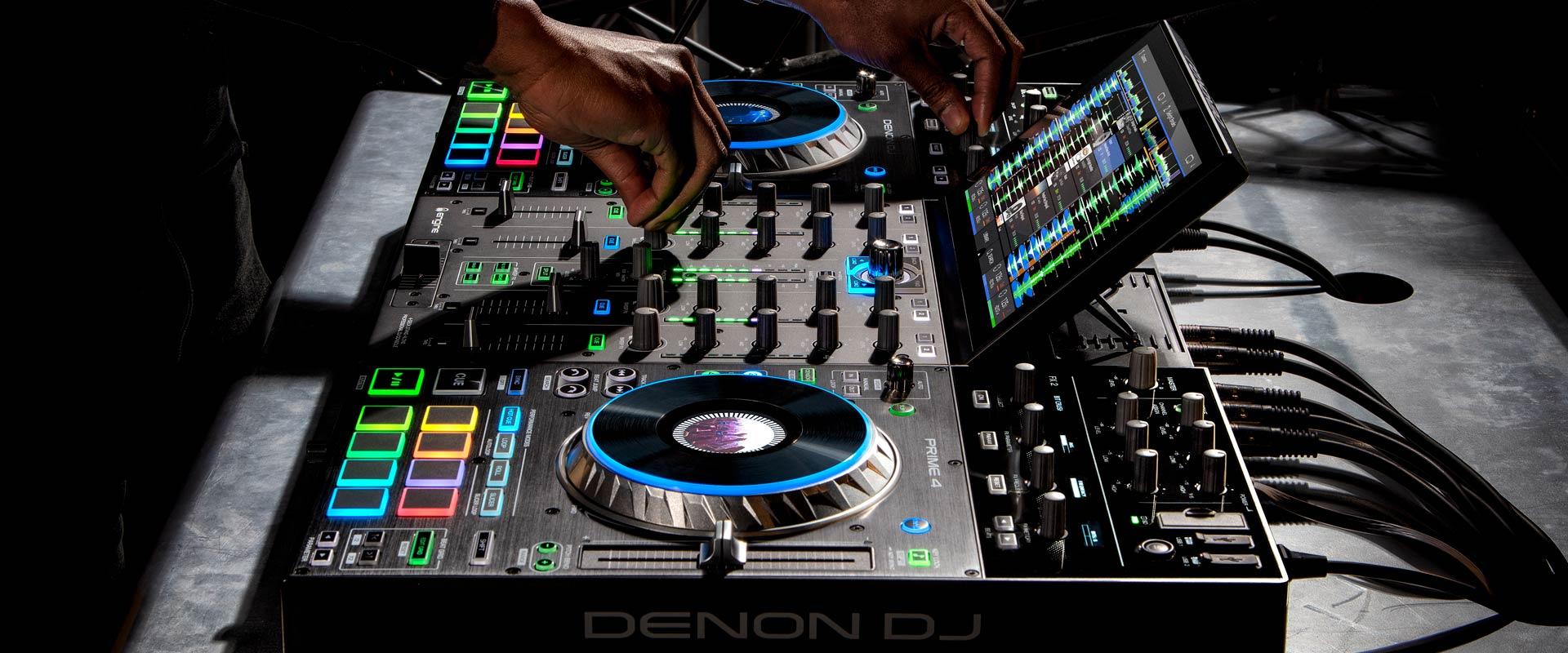Denon DJ Prime 4 – Epic DJ System & Review