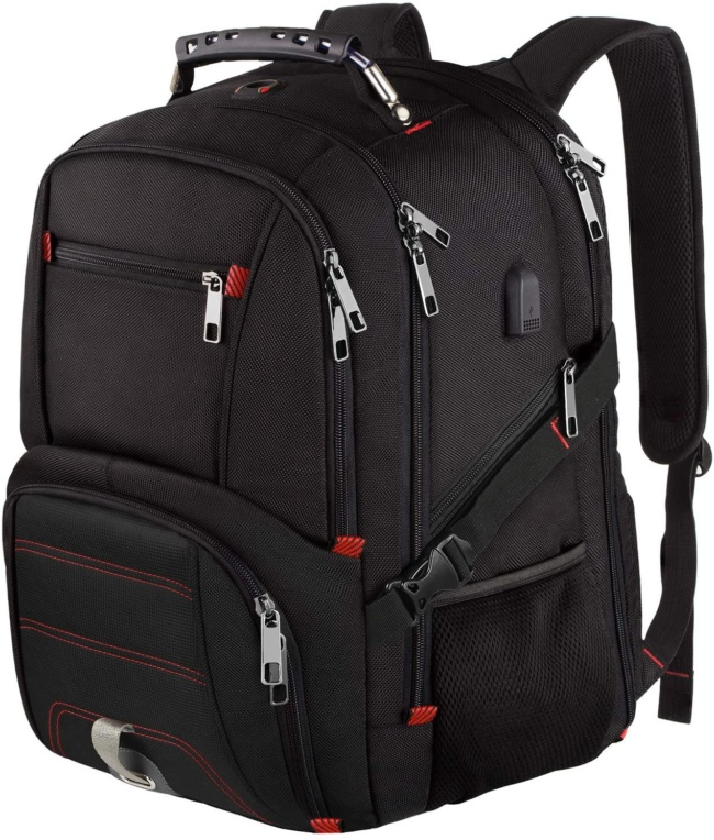 Extra Large Backpack,Travel Laptop Backpack TSA Friendly Durable Computer Backpack
