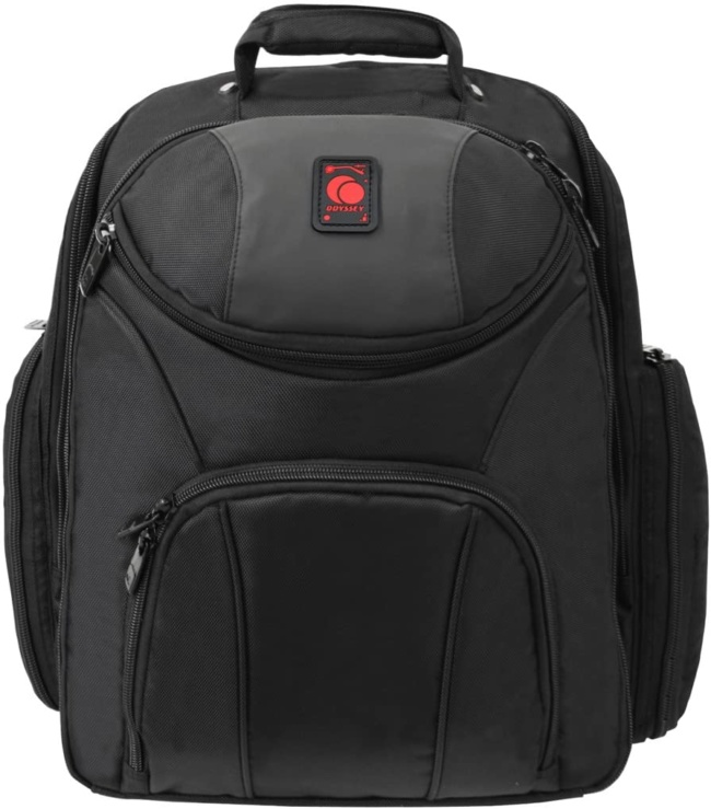 Odyssey Digital Gear Backpack (BRLBACKSPIN2)