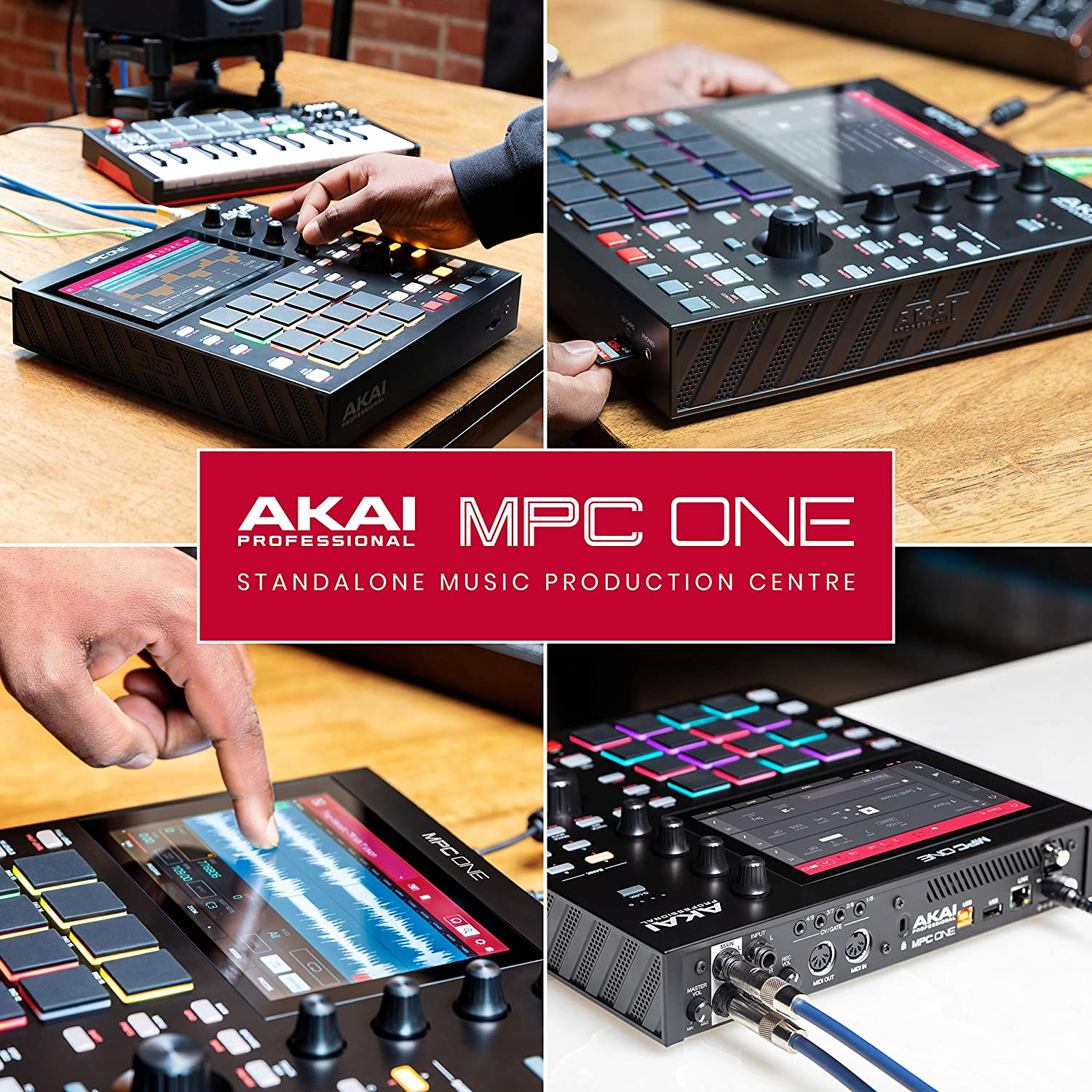 Akai MPC Review & Full series comparison  (Live / One / X)
