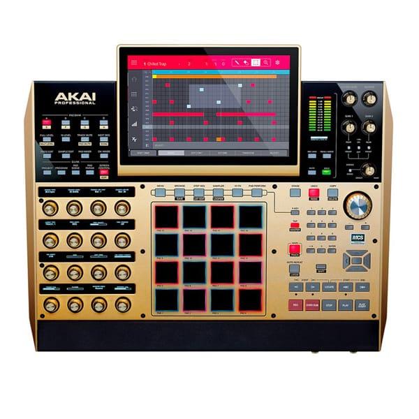 Akai-MPC-X-Gold-Edition