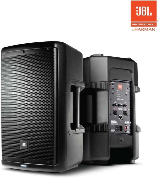 JBL Professional EON610 Portable 2-Way Multipurpose Self-Powered Sound Reinforcement, 10-Inch review