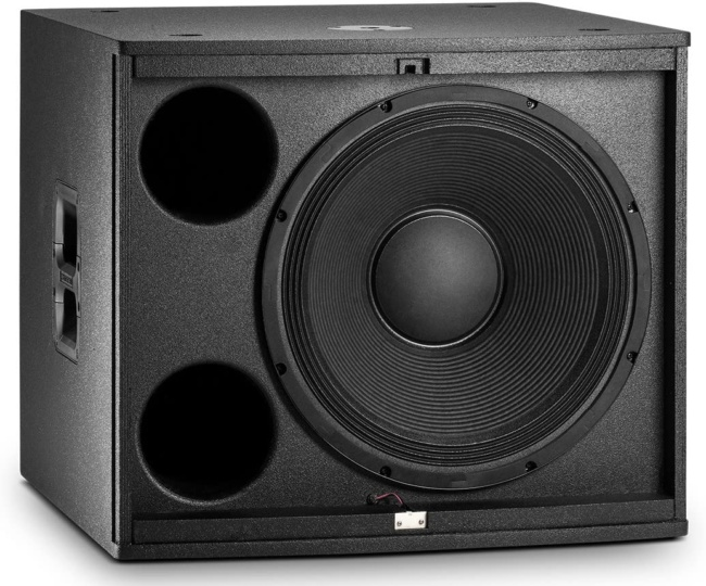 JBL Professional EON618S Portable Self-Powered Subwoofer, 18-Inch inside
