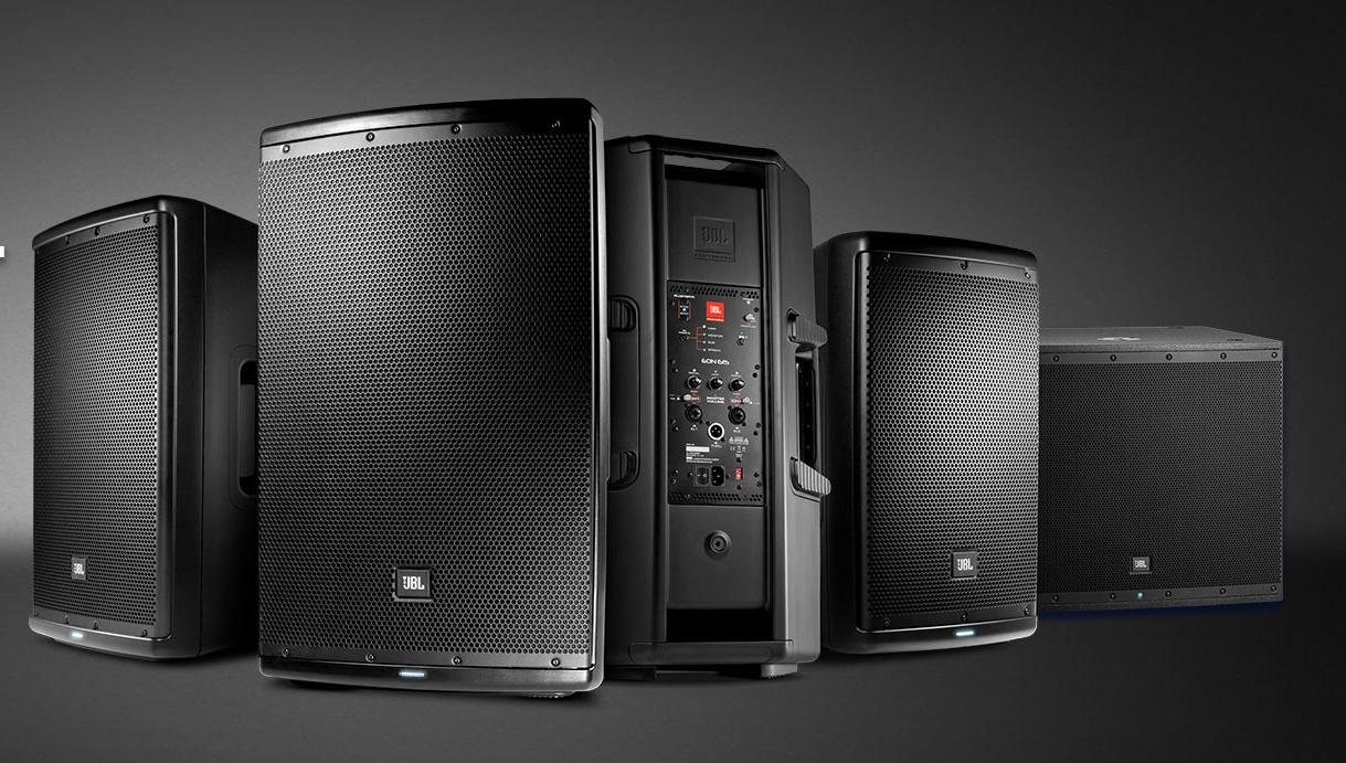 JBL EON600 Full Series Review