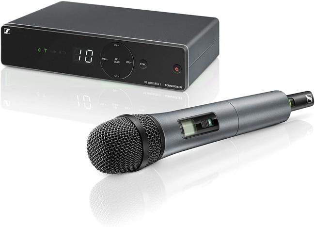 Sennheiser XSW 1-825-A Vocal Wireless Microphone, A Range 548-572 MHz