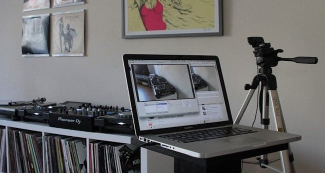 How to Livestream your DJ sets – tips and tricks for experienced and professional DJs with video camera