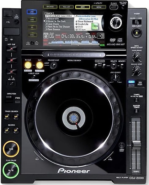 Pioneer CDJ 2000 DJ Player