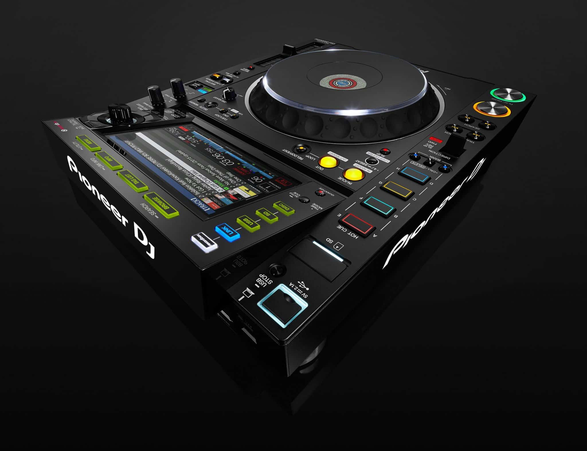 Pioneer DJ CDJ-2000NXS2 – Review The King of DJ players