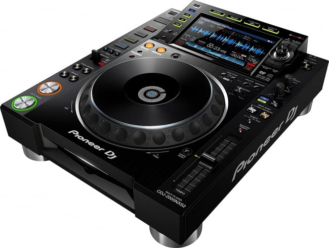 Pioneer DJ Professional Multi Player (CDJ2000NXS2) review