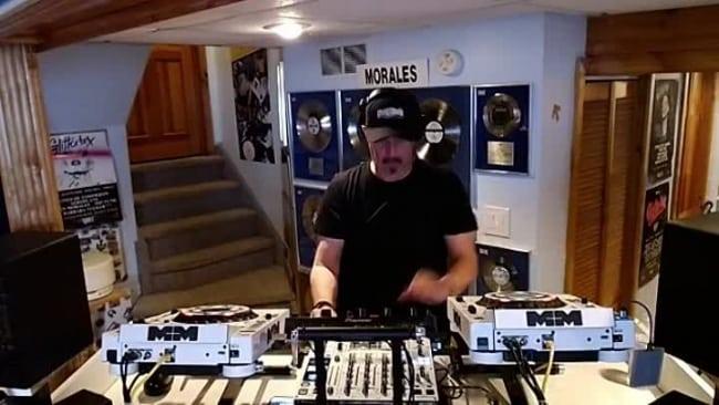 live stream dj set