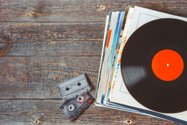 release and distribute your music with a record label