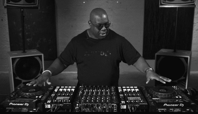 World Famous DJ Carl Cox