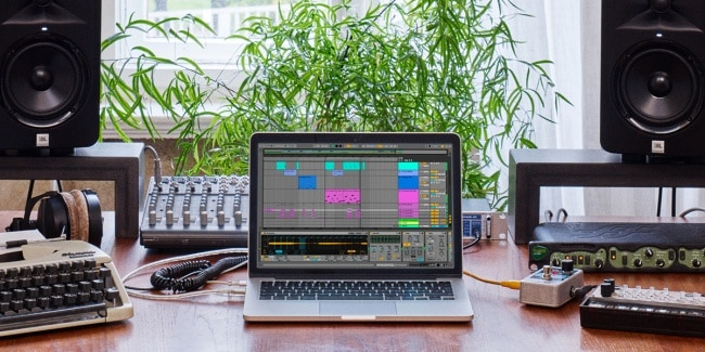How to remix a song in Ableton Live