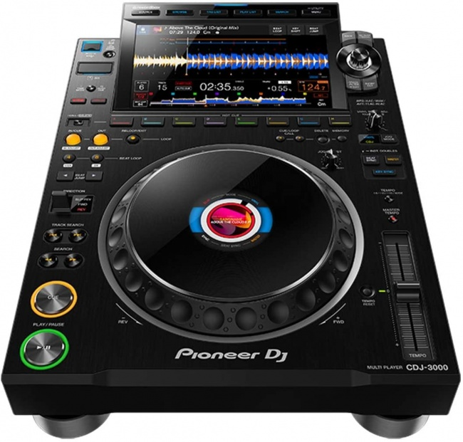 Pioneer CDJ-3000 Professional DJ Player Review