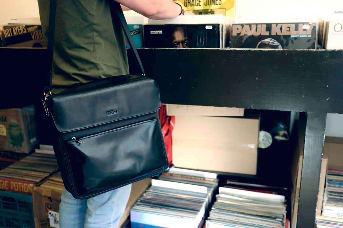 how to travel with your vinyl records